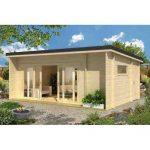 luxusní zahradní chatka Java